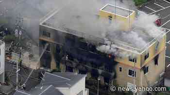 Man charged over deadly fire at Kyoto animation studio