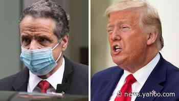 Trump, Cuomo to  meet in wake of New York's deadly nursing home situation