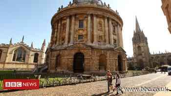 Coronavirus: Oxford University's hopes on face-to-face teaching