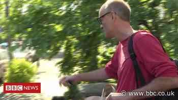 Teacher who saw Cummings in woods 'feels vindicated'