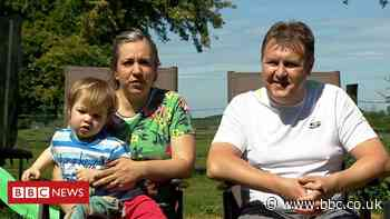 Coronavirus: National Grid worker returns home for brief respite
