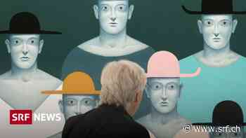 Corona schwächt Kunstmarkt – Galerien brechen die Umsätze weg - Schweizer Radio und Fernsehen (SRF)