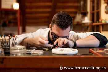 Absturz im Schweizer Export – Uhrenverkäufe ins Ausland brechen um 80 Prozent ein - BZ Berner Zeitung