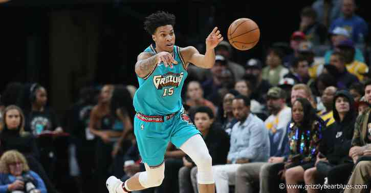 Brandon Clarke and his playmaking potential