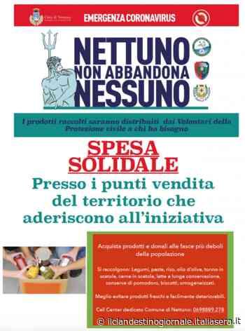 Prosegue a Nettuno il progetto di spesa solidale per le famiglie in difficoltà - Il Clandestino Giornale