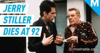 'Seinfeld' and 'Zoolander' actor Jerry Stiller dies at 92 - Mashable