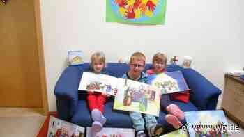 Brilon: Kitakinder laden zum Erzählkarten-Theater - Westfalenpost
