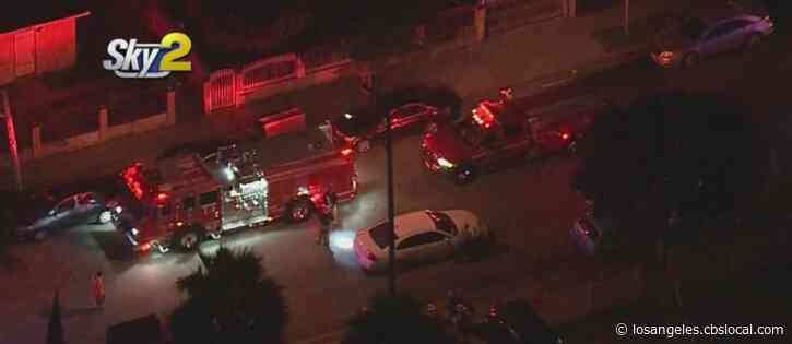 5 People Wounded In South LA Shooting