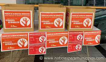 PINTO/ El banco de alimentos municipal cuenta ya con 4 puntos fijos y prevé otros 13 - Noticias Para Municipios