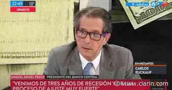 Ganancias contables inflan el resultado del Banco Central: el 40% ya se giró al Tesoro - Clarín