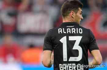Con Alario y Palacios en el banco, el Bayer Leverkusen fue goleado en casa - Diario Río Negro