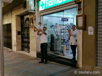 La red de farmacias de Ceuta y el Banco de Alimentos suman sus fuerzas para facilitar la recogida de alimentos - ceutatv.com