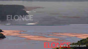 Con el repunte del río, desapareció el banco de arena que emergió en Paraná - Paraná - Elonce.com