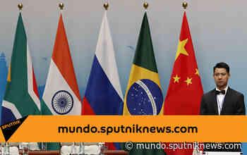 El banco de los BRICS concederá créditos para la lucha contra el COVID-19 - Sputnik Mundo