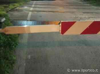 Cava, troppi incidenti al passaggio a livello di Santa Lucia: preoccupazione tra i residenti - Il Portico News