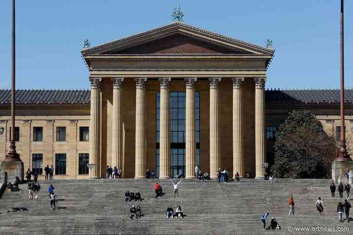 Philadelphia Museum of Art Employees Push to Unionize, Biennale of Sydney to Return, and More: Morning Links from May 27, 2020