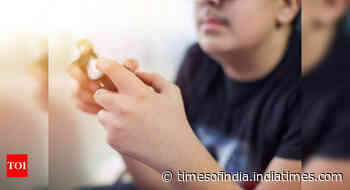 My 14-year-old is addicted to video games and gets agitated when I ask him to stop. Help! - Times of India