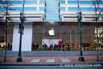 Apple's downtown Portland store reopens Wednesday - OregonLive