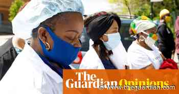 The coronavirus has laid bare the reality of America's racial caste system - The Guardian