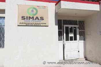 Continúa programa de regularización de adeudos en el Simas San Pedro - El Siglo de Torreón