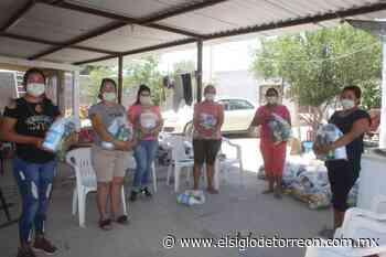 Llegan apoyos a ejidos de la parte alta de San Pedro - El Siglo de Torreón