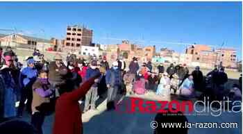 Vecinos rechazan la instalación de un horno crematorio en el cementerio Tarapacá - La Razón (Bolivia)