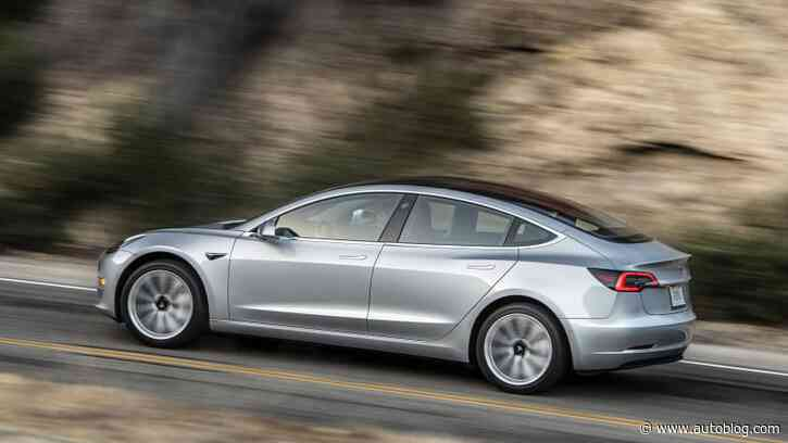 Tesla slashes thousands of dollars off the price of new electric cars