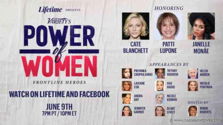 Variety´s Power of Women 2020