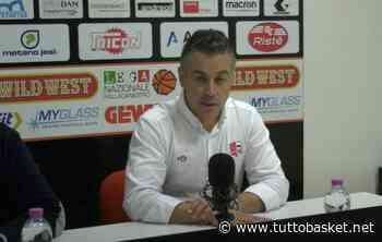 Bakery Piacenza, ufficiale la conferma di coach Campanella per il 2020/21 - Tuttobasket.net