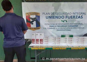 El Senafront decomisa 580 paquetes de cigarrillos en Guabito, Bocas del Toro - Panamá América