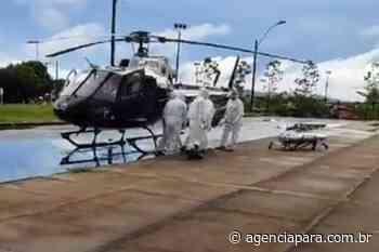 UTI aérea garante atendimento imediato para paciente em Itaituba - Para