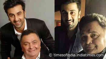 When Rishi Kapoor confessed that he regretted not being friends with son Ranbir Kapoor