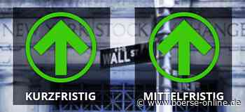 Dow Jones-Chartanalyse: Rally geht weiter