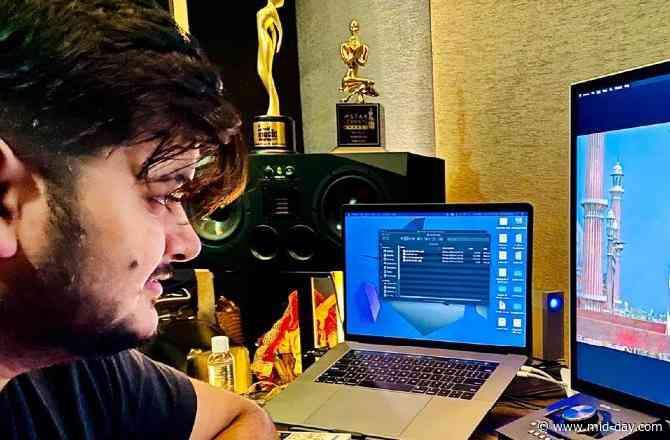 Vishal Mishra opens his social media platforms for collaborating with upcoming talents