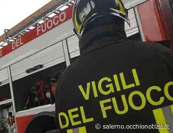 Salerno, anziana bloccata in casa in via Farina: salvata dai Vigili del Fuoco - L'Occhio di Salerno