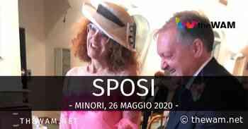 L'amore vince il Covid a Minori (Salerno), Paola e Sandro hanno detto sì - The Wam.net