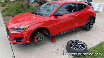 2020 Hyundai Veloster N Suspension Deep Dive