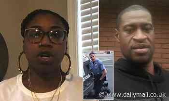 George Floyd's sister doubles down on call to have four cops who 'murdered' her brother arrested