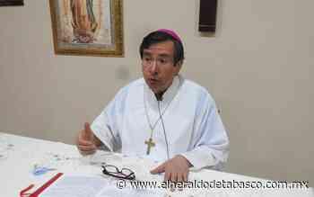 Confirma Obispo de Tabasco muerte de sacerdote en Huimanguillo - El Heraldo de Tabasco