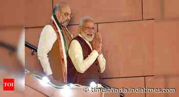 BJP to hold six virtual rallies on completion of one year of Modi government