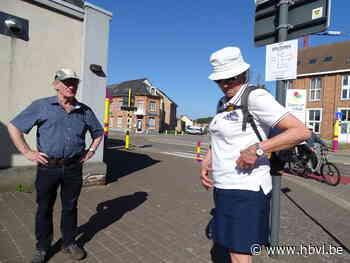 Wandelend Paal stippelt drie coronaringen uit (Beringen) - Het Belang van Limburg
