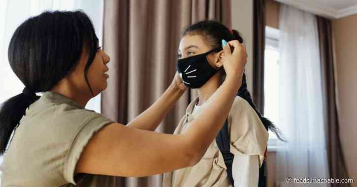 Where to buy fun face masks for children