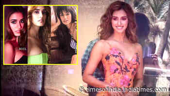 This is what Disha Patani has to say to those who call her 'introvert'