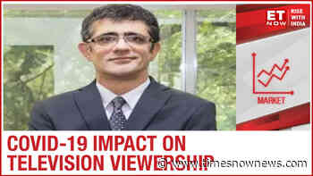Television viewership declines as normalcy resume | Sunil Lulla of BARC to ET NOW - Times Now