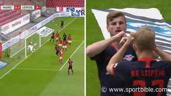 US Television Adds Reactionary Crowd Noise To Coverage Of Mainz vs RB Leipzig - SPORTbible