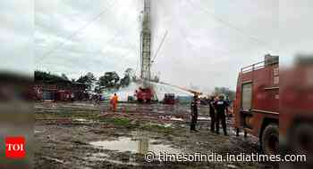 Oil well explodes in Assam, villagers evacuated