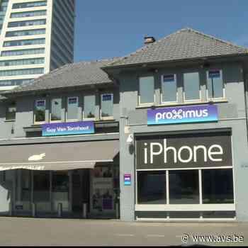 Een overval teveel voor telecomwinkel Van Tornhout