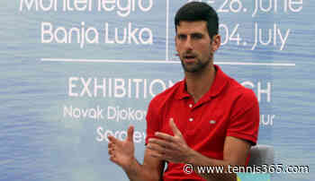 Novak Djokovic adds former Grand Slam winner and a 'potential top five player' to Adria Tour line-up - Tennis365