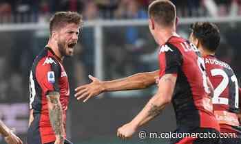 Genoa-Samp, derby della solidarietà tra Schone e Jankto - Calciomercato.com