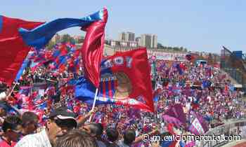 I tifosi del Genoa a sostegno dei colleghi del Catania - Calciomercato.com